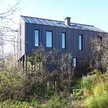 Фото из портфолио Дома из клееного бруса – фотографии дизайна интерьеров на INMYROOM