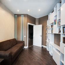 Фотография: Гостиная в стиле Современный, Квартира, Дома и квартиры, Галерея Арбен – фото на InMyRoom.ru