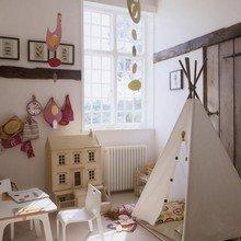 Фотография: Детская в стиле Современный, Интерьер комнат, Цвет в интерьере – фото на InMyRoom.ru