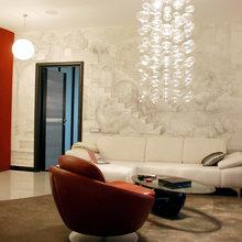 Фото из портфолио Квартира 140 кв.м. – фотографии дизайна интерьеров на INMYROOM