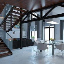 Фото из портфолио дом краснолесье – фотографии дизайна интерьеров на INMYROOM
