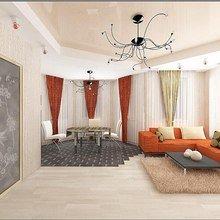 Фото из портфолио коттедж п. Ирдоматка – фотографии дизайна интерьеров на INMYROOM