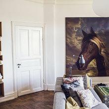 Фото из портфолио Дом и семья Аманды Йоханссон - ведущего стилиста в Швеции – фотографии дизайна интерьеров на InMyRoom.ru