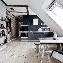 Фото из портфолио Квартира с выходом на крышу))))) – фотографии дизайна интерьеров на InMyRoom.ru