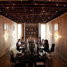 Фотография: Офис в стиле , Офисное пространство, Дома и квартиры, Минимализм, Проект недели – фото на InMyRoom.ru