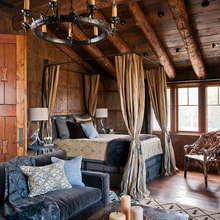 Фотография: Спальня в стиле Кантри, Современный, Декор интерьера, Дом, Дома и квартиры – фото на InMyRoom.ru