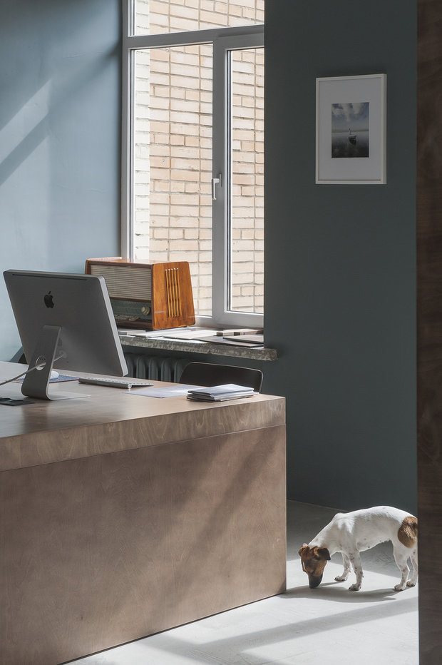 Фотография: Офис в стиле Лофт, Офисное пространство, Проект недели, Москва, Валерия Дзюба, Nido Interiors – фото на INMYROOM