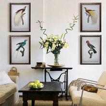 Фото из портфолио Райские птицы – фотографии дизайна интерьеров на INMYROOM
