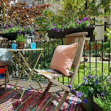 Фотография: Балкон в стиле Кантри, Гид – фото на InMyRoom.ru