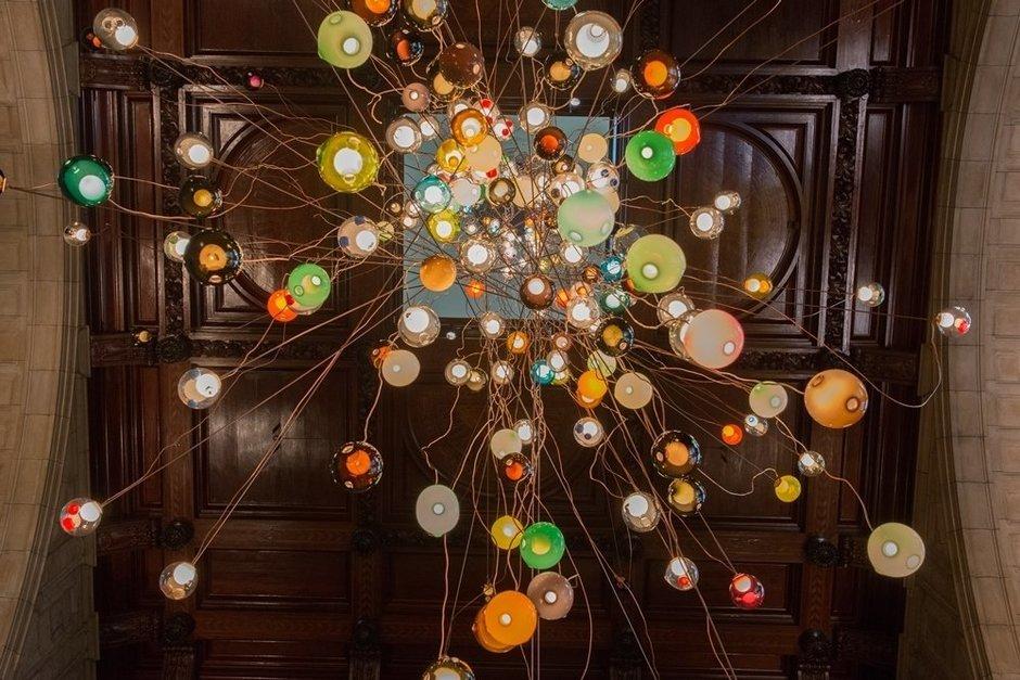 Фотография: Мебель и свет в стиле Классический, Современный, Эклектика, Индустрия, События, Лондон, B&B Italia – фото на InMyRoom.ru