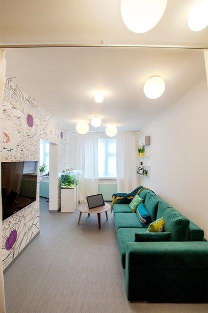 Фотография: Кухня и столовая в стиле Эклектика, Интерьер комнат, Elle Decoration – фото на InMyRoom.ru