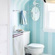 Фотография: Ванная в стиле Кантри, Интерьер комнат – фото на InMyRoom.ru