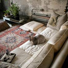 Фото из портфолио Творческая атмосфера в доме Джоанны Бурк – фотографии дизайна интерьеров на INMYROOM