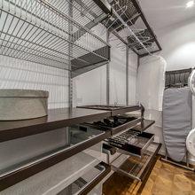 Фото из портфолио Спальня со стеклянным кубом – фотографии дизайна интерьеров на InMyRoom.ru
