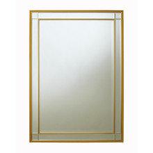 """Зеркало """"Дорсет"""" Gold"""