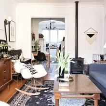 Фото из портфолио Малюсенькая квартира в Чикаго – фотографии дизайна интерьеров на INMYROOM