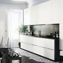 Фотография: Кухня и столовая в стиле Скандинавский, Карта покупок, ИКЕА, ИКЕА, МЕТОД, METOD, IKEA, кухни МЕТОД, кухни METOD – фото на InMyRoom.ru