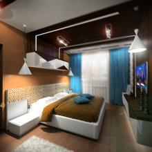 Фото из портфолио Трехкомнатная квартира в жилом комплексе Прагма Хаус – фотографии дизайна интерьеров на InMyRoom.ru