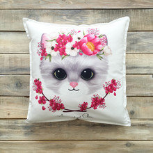 "Подушка Cute Kitten"""