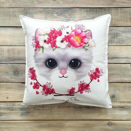 "Подушка ""Cute Kitten"""
