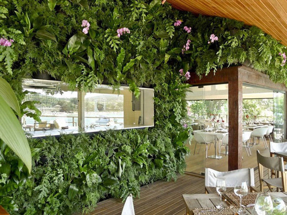 Фотография: Декор в стиле Эко, Дома и квартиры, Городские места, Отель, Бразилия – фото на INMYROOM