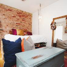 Фото из портфолио Квартира в Нью-Йорке с душой Калифорнии – фотографии дизайна интерьеров на InMyRoom.ru