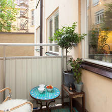 Фото из портфолио Riddargatan 21, 1 tr – фотографии дизайна интерьеров на INMYROOM