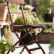 Фотография: Ландшафт в стиле Кантри, Современный, Карта покупок, Индустрия, IKEA, Дача, Подушки, Гамак – фото на InMyRoom.ru