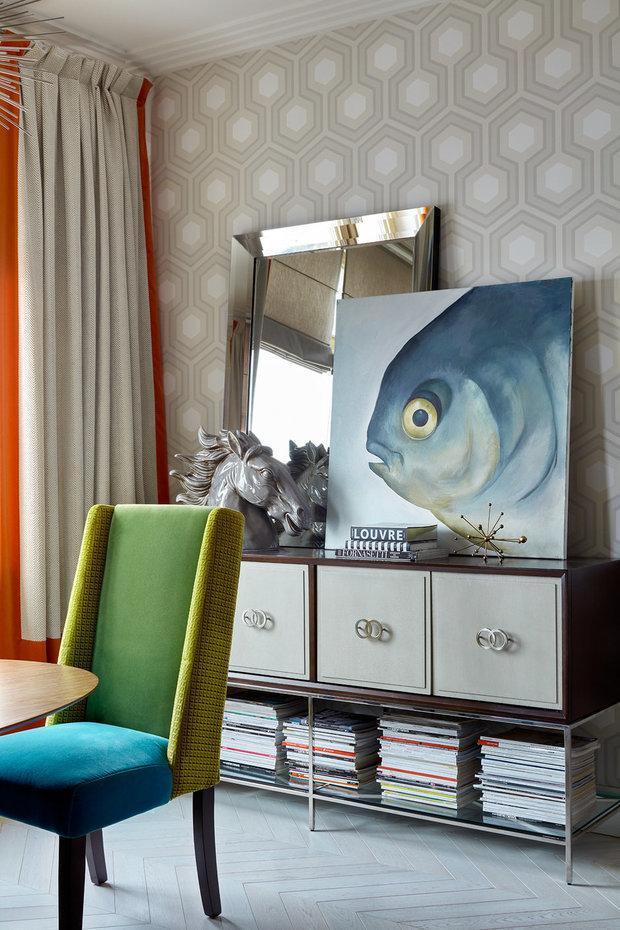 Фотография: Декор в стиле Эклектика, Декор интерьера, Советы – фото на InMyRoom.ru