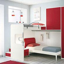 Фотография: Детская в стиле Современный, Декор интерьера, Малогабаритная квартира, Квартира, Дома и квартиры – фото на InMyRoom.ru