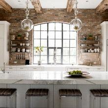 Фотография: Кухня и столовая в стиле Кантри, Декор интерьера, Антиквариат, Праздник, Новый Год – фото на InMyRoom.ru