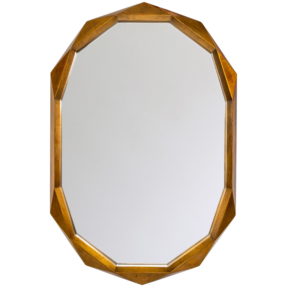 Купить Настенное зеркало осирис в раме из полиуретана, inmyroom, Россия