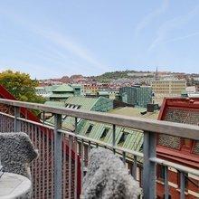 Фото из портфолио Квартира-Студия с прекрасным видом на гавань – фотографии дизайна интерьеров на INMYROOM