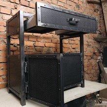 Фото из портфолио LOFT Мастерская мебели – фотографии дизайна интерьеров на INMYROOM