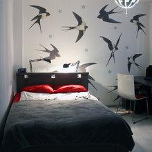 Фото из портфолио Реальные фотографии обоев Респейс – фотографии дизайна интерьеров на INMYROOM