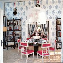 Фотография: Кухня и столовая в стиле Кантри, Современный, Декор интерьера, Декор дома, Ковер – фото на InMyRoom.ru