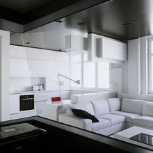 Фото из портфолио Мое избранное – фотографии дизайна интерьеров на InMyRoom.ru