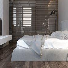 Фото из портфолио Спальня из проекта квартиры в Киеве – фотографии дизайна интерьеров на InMyRoom.ru