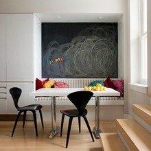 Фотография: Кухня и столовая в стиле Минимализм, Декор интерьера, Стиль жизни, Советы, Обеденная зона – фото на InMyRoom.ru