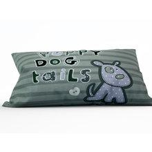 Детская подушка: Хвостик