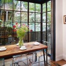 Фотография: Кухня и столовая в стиле Скандинавский, Восточный, Декор интерьера, Мебель и свет – фото на InMyRoom.ru