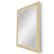 """Зеркало большое в раме """"Бежевая Вилена"""""""