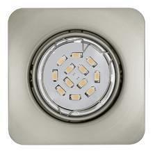 Встраиваемый светильник Eglo Peneto Nickel