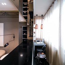 Фотография: Офис в стиле Классический, Современный, Гостиная, Интерьер комнат – фото на InMyRoom.ru