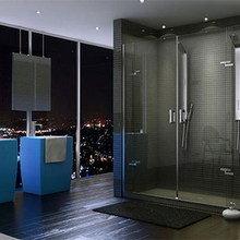 Фотография: Ванная в стиле Лофт, Интерьер комнат – фото на InMyRoom.ru