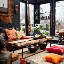 Фото из портфолио Фантастический красочный дом – фотографии дизайна интерьеров на InMyRoom.ru