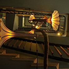 Фотография: Архитектура в стиле , Декор интерьера, Мебель и свет, Отель, Светильник – фото на InMyRoom.ru