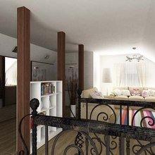 Фото из портфолио коттедж п. Бурцево – фотографии дизайна интерьеров на INMYROOM