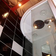 Фото из портфолио Изменение помещений при помощи декорирования – фотографии дизайна интерьеров на InMyRoom.ru