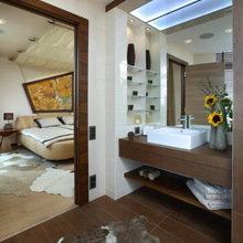 Фото из портфолио Квартира в стиле софт 150 кв.м. – фотографии дизайна интерьеров на InMyRoom.ru